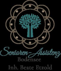 Logo Senioren-Assistenz Bodensee, Inh. Beate Etzold